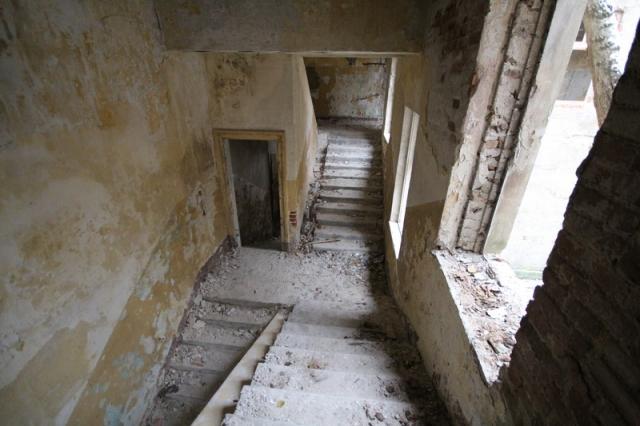 Hajmáskér, egykorvolt tüzériskola és szovjet laktanya#60