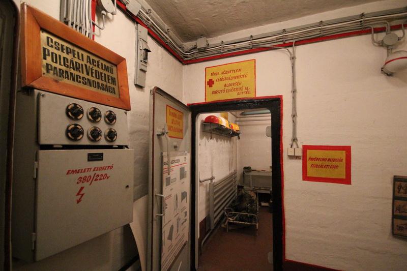 Légókockák a gyárudvaron – a Csepel Művek légvédelmi bunkerei#13
