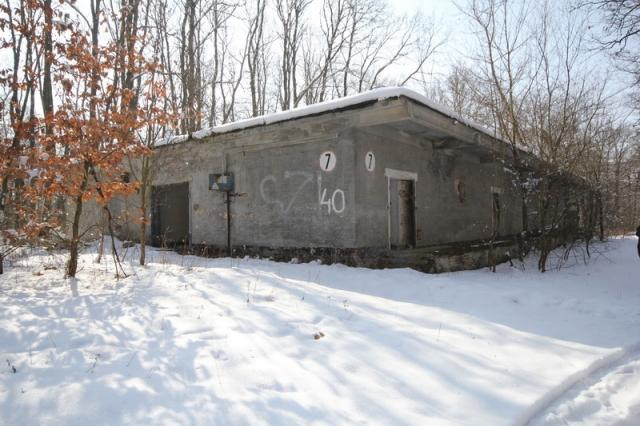 Grányitok a hóban: téli túra a császári szovjet laktanya területén#18