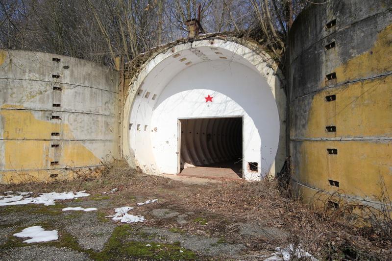 Grányitok a hóban: téli túra a császári szovjet laktanya területén#24