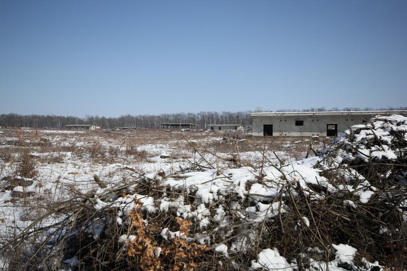 Grányitok a hóban: téli túra a császári szovjet laktanya területén#30