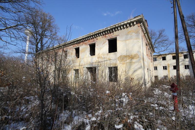 Grányitok a hóban: téli túra a császári szovjet laktanya területén#47