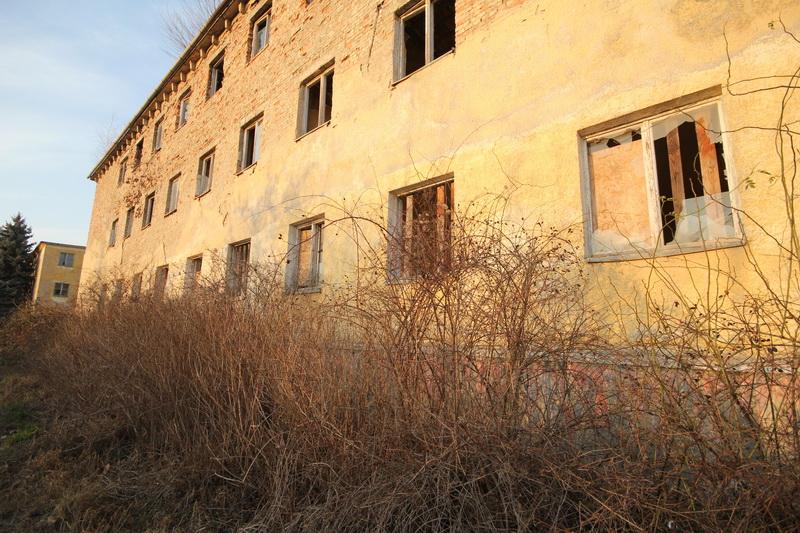 Baj, egykori szovjet laktanya #4
