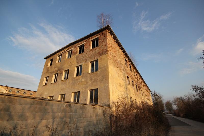 Baj, egykori szovjet laktanya #5