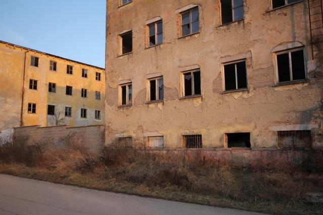 Baj, egykori szovjet laktanya #9