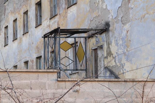 Baj, egykori szovjet laktanya #12