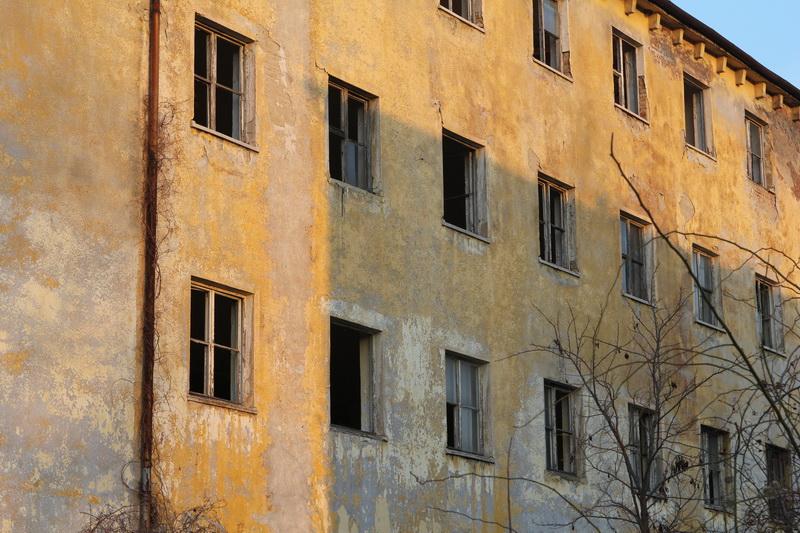 Baj, egykori szovjet laktanya #13