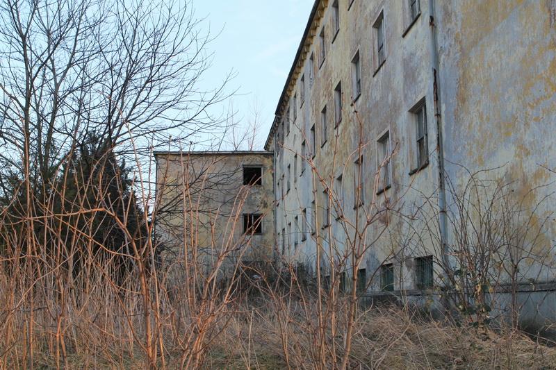 Baj, egykori szovjet laktanya #14