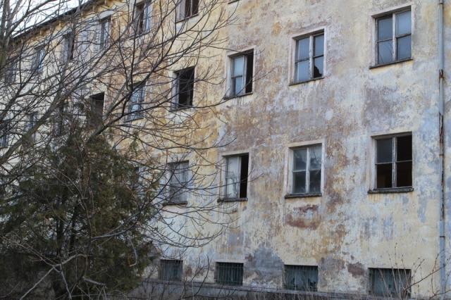 Baj, egykori szovjet laktanya #15