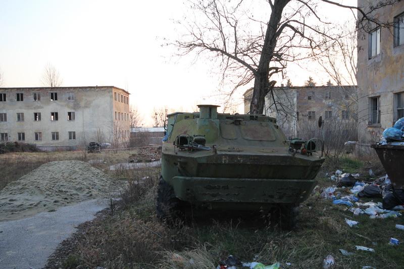 Baj, egykori szovjet laktanya #17