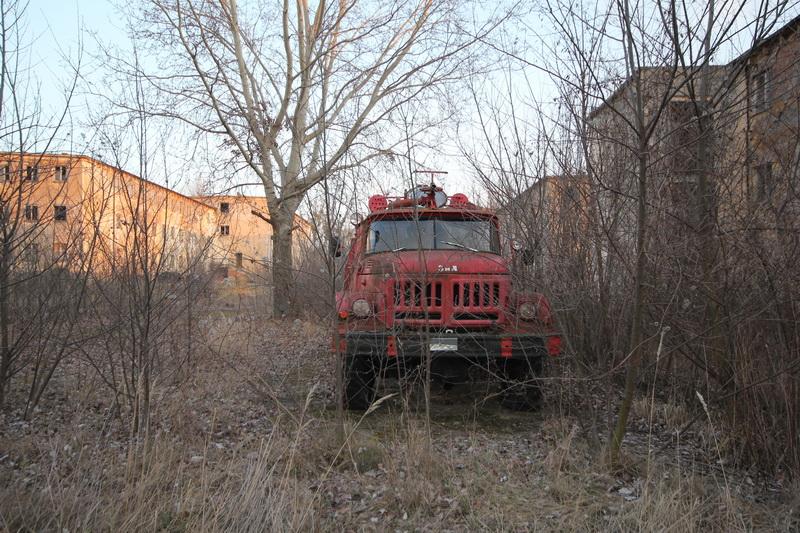 Baj, egykori szovjet laktanya #19