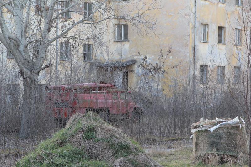 Baj, egykori szovjet laktanya #21