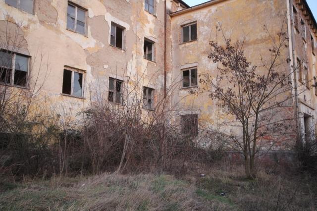 Baj, egykori szovjet laktanya #23