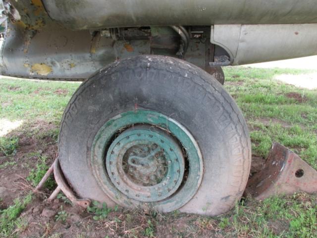 Az utolsó bombázó: a régi szolnoki repülőmúzeum Il-28-as repülőgépe#30