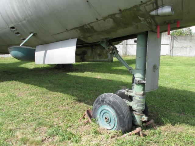 Az utolsó bombázó: a régi szolnoki repülőmúzeum Il-28-as repülőgépe#32