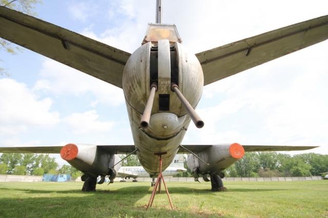 Az utolsó bombázó: a régi szolnoki repülőmúzeum Il-28-as repülőgépe#1