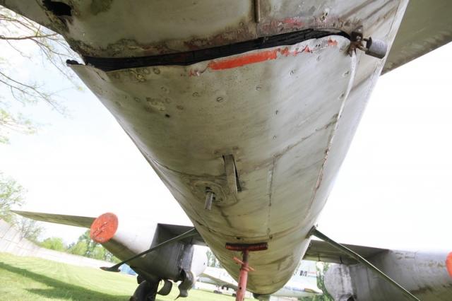 Az utolsó bombázó: a régi szolnoki repülőmúzeum Il-28-as repülőgépe#3