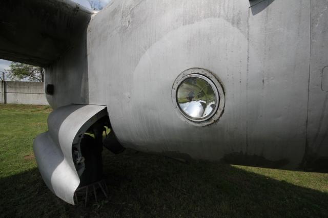 Az utolsó bombázó: a régi szolnoki repülőmúzeum Il-28-as repülőgépe#4