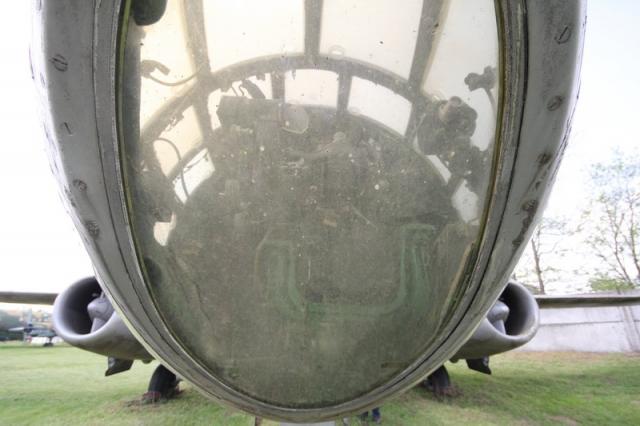 Az utolsó bombázó: a régi szolnoki repülőmúzeum Il-28-as repülőgépe#8