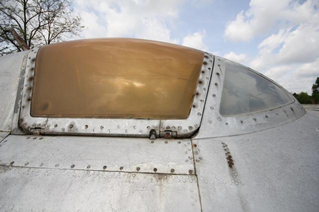 Az utolsó bombázó: a régi szolnoki repülőmúzeum Il-28-as repülőgépe#14