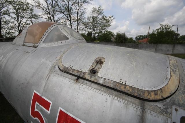 Az utolsó bombázó: a régi szolnoki repülőmúzeum Il-28-as repülőgépe#16