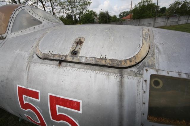 Az utolsó bombázó: a régi szolnoki repülőmúzeum Il-28-as repülőgépe#17