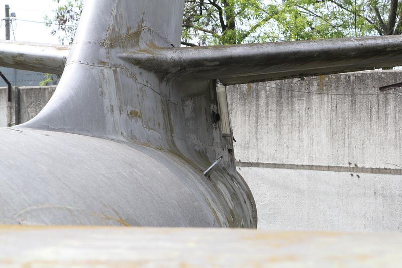 Az utolsó bombázó: a régi szolnoki repülőmúzeum Il-28-as repülőgépe#21