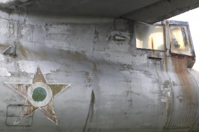 Az utolsó bombázó: a régi szolnoki repülőmúzeum Il-28-as repülőgépe#24