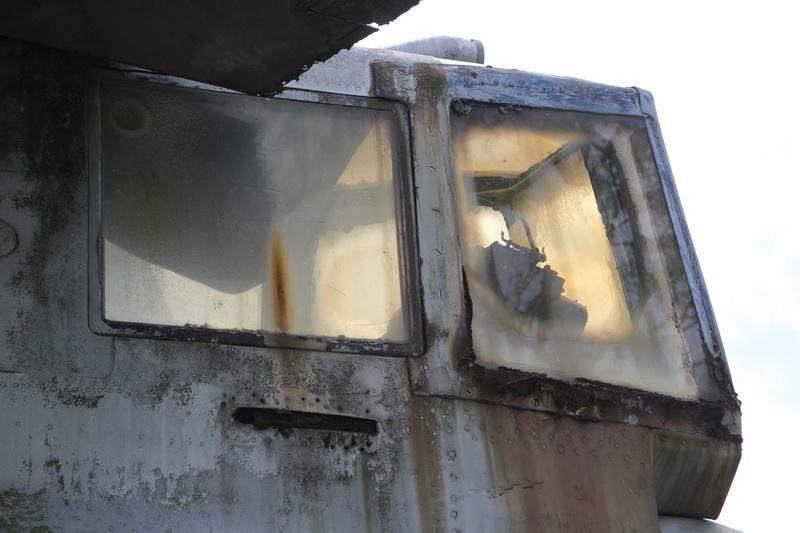 Az utolsó bombázó: a régi szolnoki repülőmúzeum Il-28-as repülőgépe#25