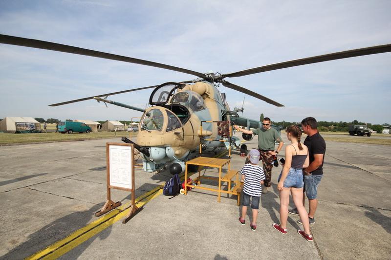 MH 86. Szolnok Helikopter Bázis nyílt napja#2