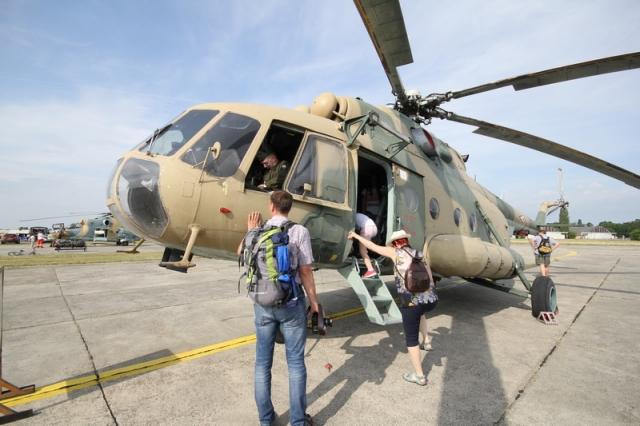 MH 86. Szolnok Helikopter Bázis nyílt napja#3