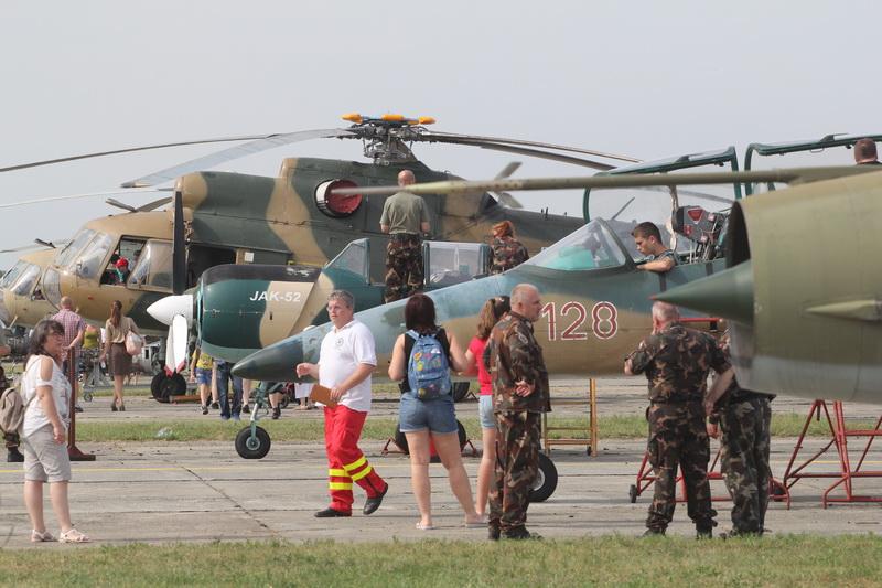 MH 86. Szolnok Helikopter Bázis nyílt napja#5