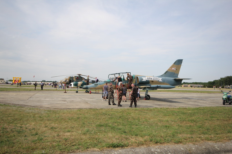 MH 86. Szolnok Helikopter Bázis nyílt napja#7