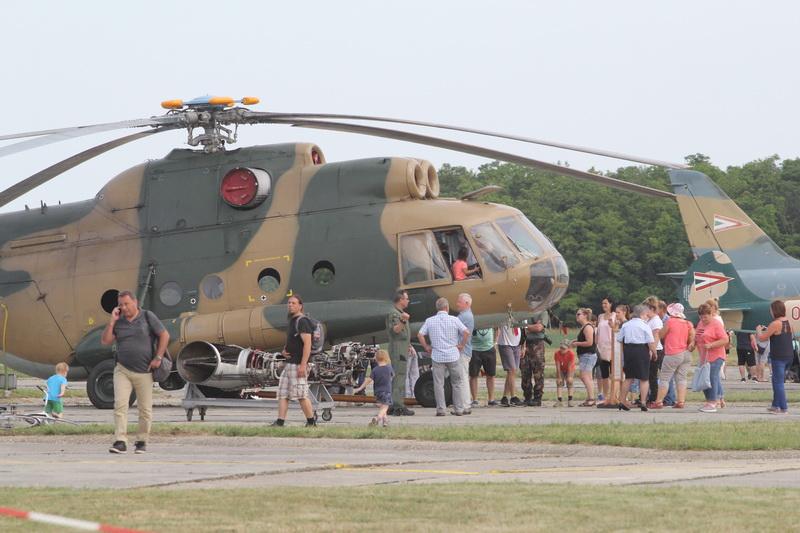 MH 86. Szolnok Helikopter Bázis nyílt napja#8