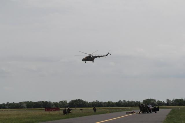 MH 86. Szolnok Helikopter Bázis nyílt napja#29