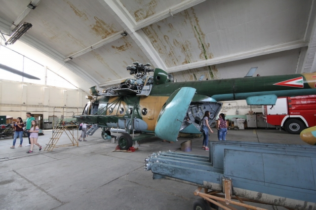 MH 86. Szolnok Helikopter Bázis nyílt napja#42