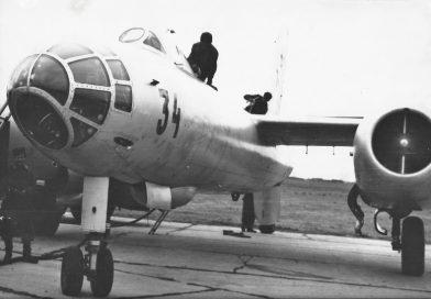 """""""Majdnem-bombázók""""  Magyarország egén: az Il-28 hazai alkalmazása"""
