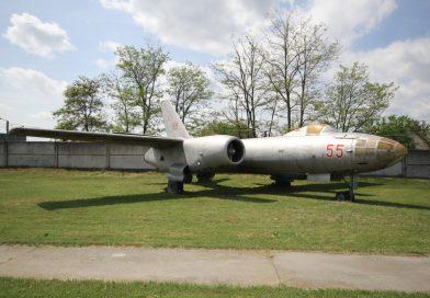 Az utolsó bombázó: a régi szolnoki repülőmúzeum Il-28-as repülőgépe