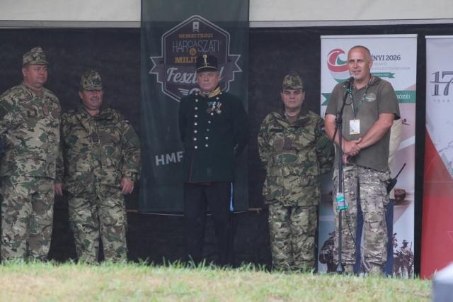 Hagyományőrzők esőben, sárban: a kunszállási HM Fest egy napja#4