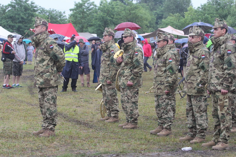 Hagyományőrzők esőben, sárban: a kunszállási HM Fest egy napja#5