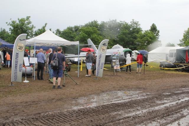 Hagyományőrzők esőben, sárban: a kunszállási HM Fest egy napja#11
