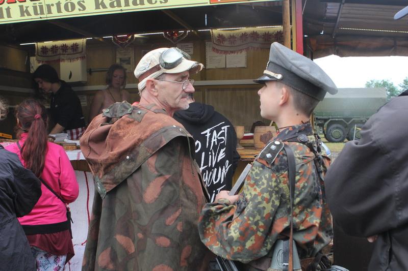 Hagyományőrzők esőben, sárban: a kunszállási HM Fest egy napja#14