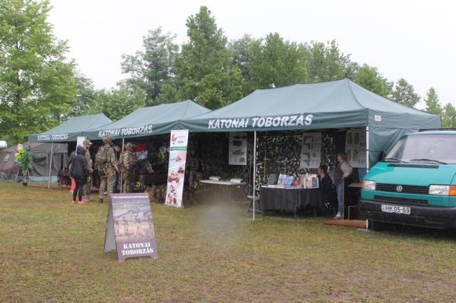 Hagyományőrzők esőben, sárban: a kunszállási HM Fest egy napja#21