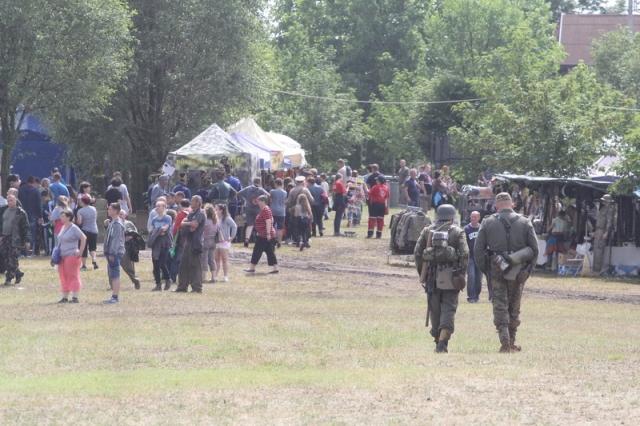 Hagyományőrzők esőben, sárban: a kunszállási HM Fest egy napja#29