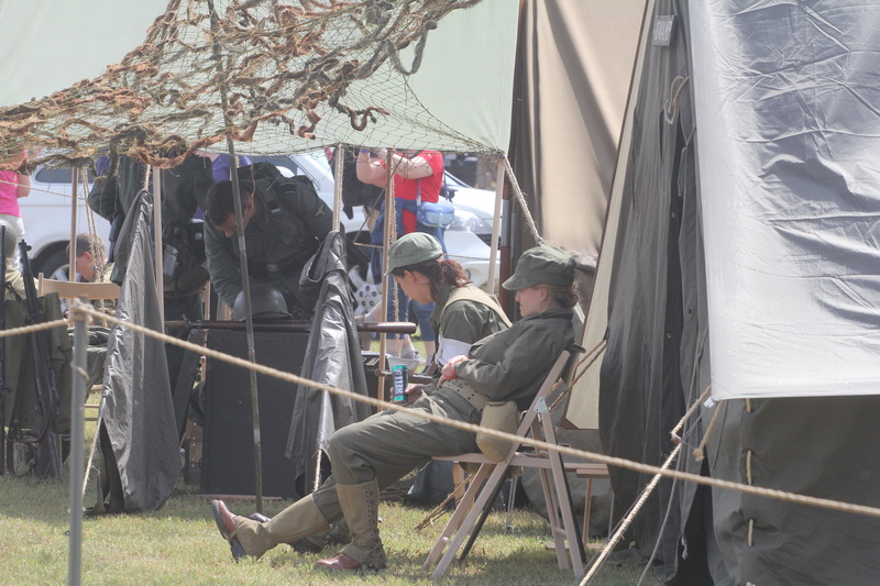 Hagyományőrzők esőben, sárban: a kunszállási HM Fest egy napja#30