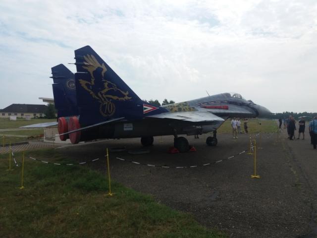 """Rácz Zsolt ezredes és a MiG-29 """"nagyvasak"""" méltó emlékezete#12"""