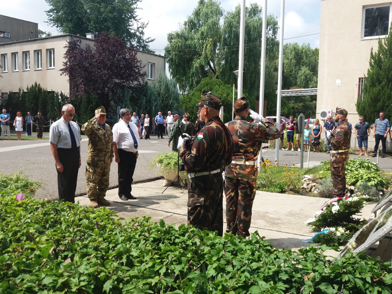 """Rácz Zsolt ezredes és a MiG-29 """"nagyvasak"""" méltó emlékezete#5"""