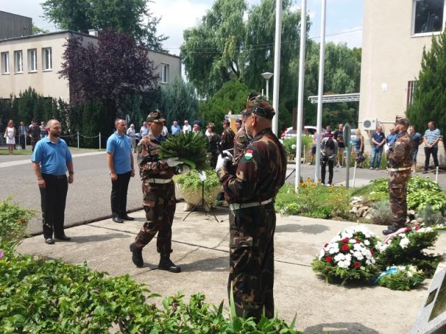 """Rácz Zsolt ezredes és a MiG-29 """"nagyvasak"""" méltó emlékezete#7"""