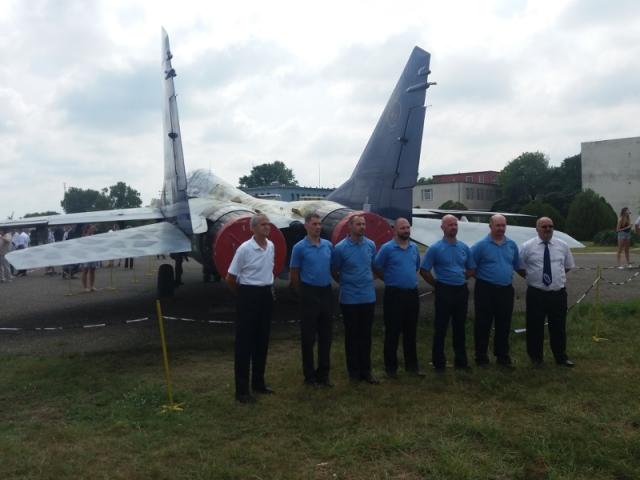 """Rácz Zsolt ezredes és a MiG-29 """"nagyvasak"""" méltó emlékezete#8"""