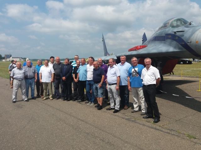 """Rácz Zsolt ezredes és a MiG-29 """"nagyvasak"""" méltó emlékezete#9"""